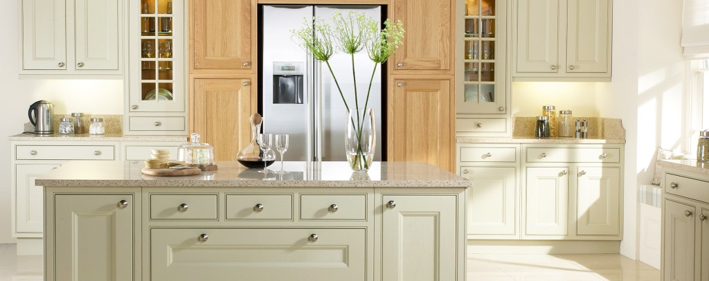 Tetbury painted kitchen - Kitchen Units Online