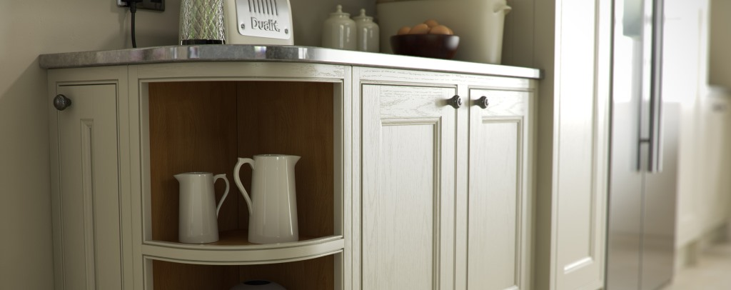 tetbury painted kitchen