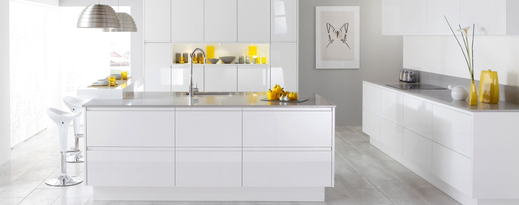 Malmo Gloss kitchen