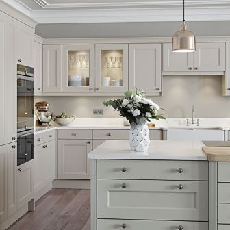 Finsbury kitchen - Simply Burbidge