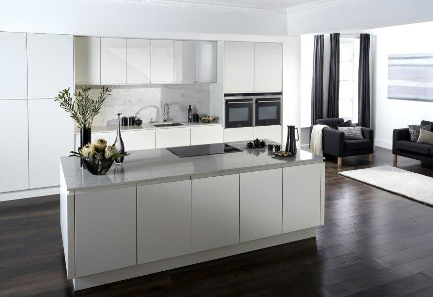 silver  Kitchen Units Online