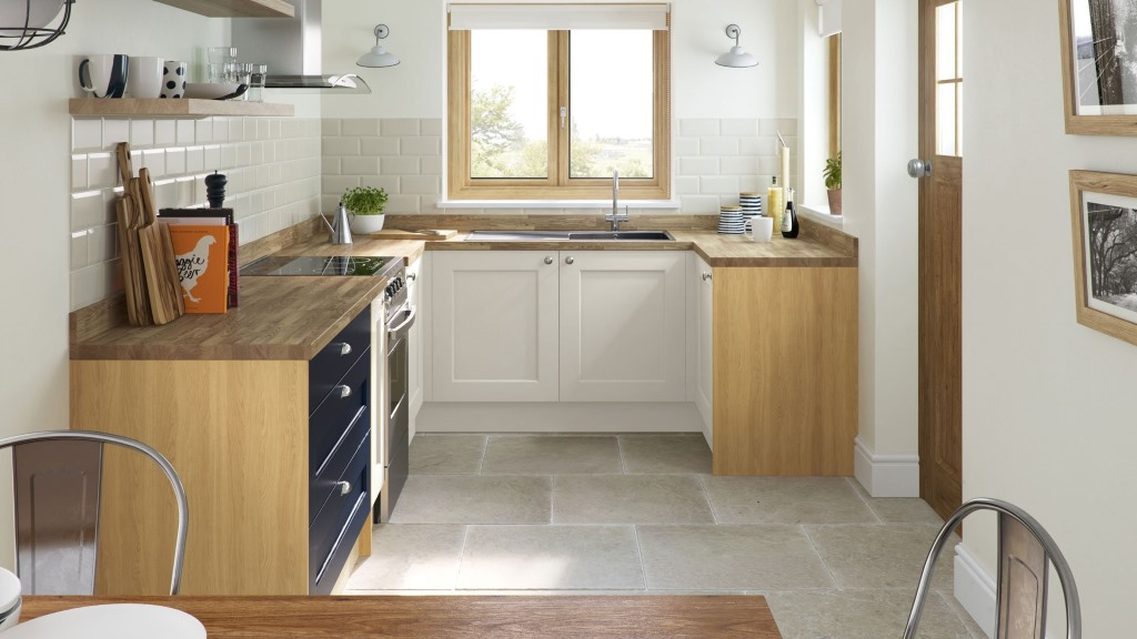 Bowfell cream classic kitchen