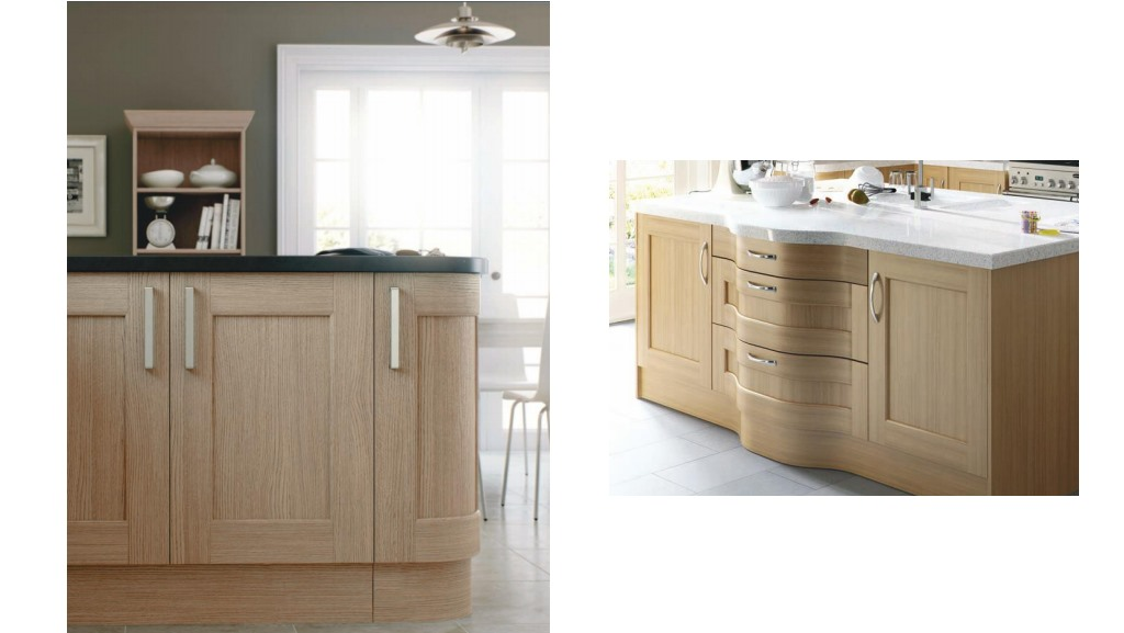 Bowfell natural oak classic kitchen