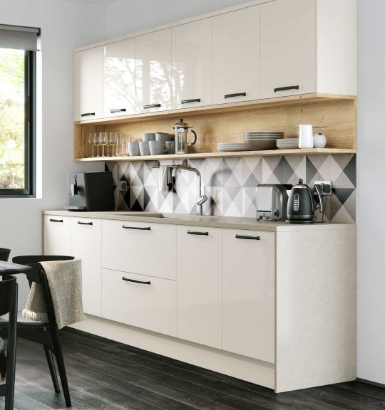 Cosdon porcelain gloss kitchen