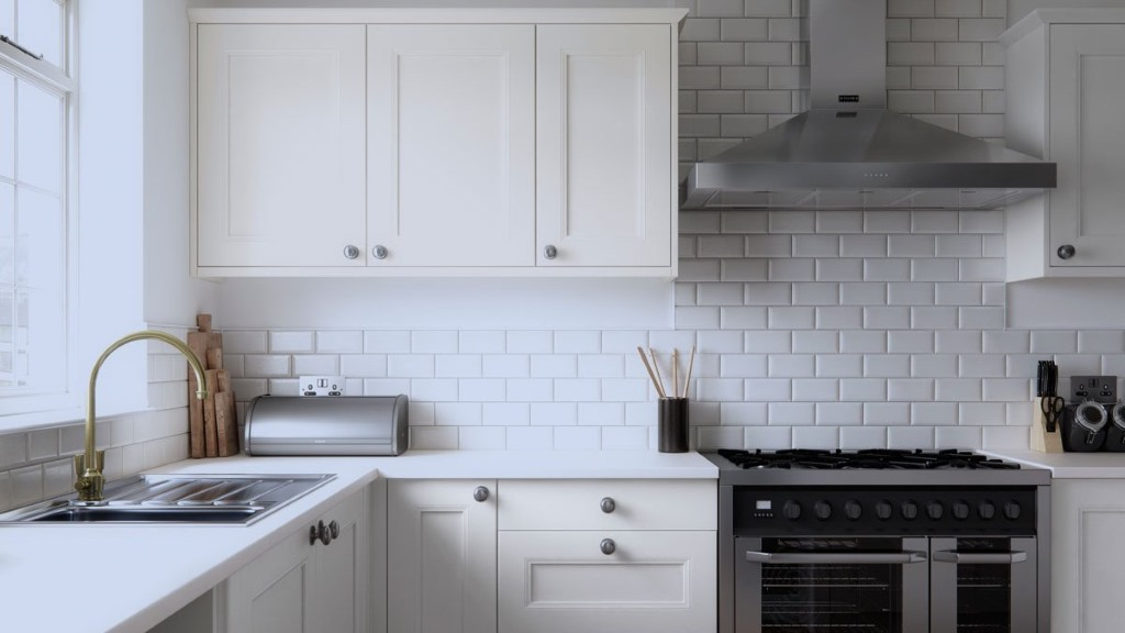 Farringdon Porcelain Beaded Kitchen
