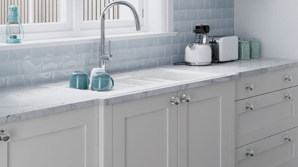 Farringdon Porcelain Shaker Kitchen