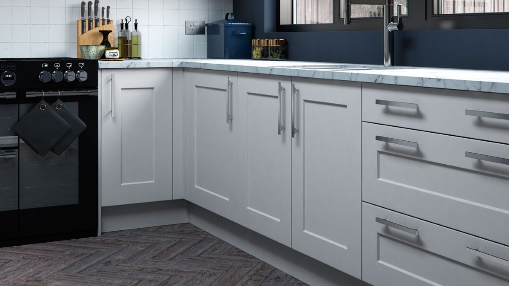 Hartside shaker painted kitchen