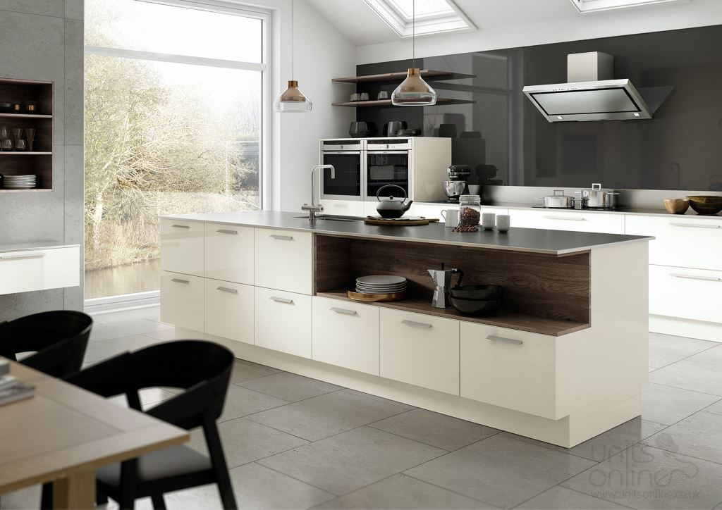Vivo gloss porcelain  kitchen