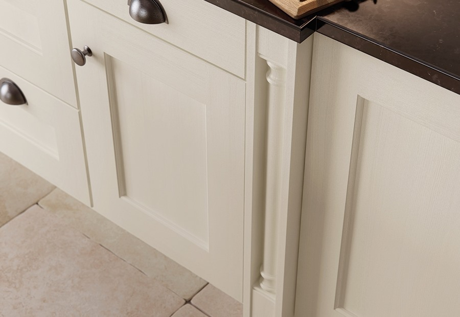 Wakefield Ivory Painted Shaker Kitchen