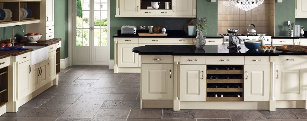 Windsor painted classic kitchen