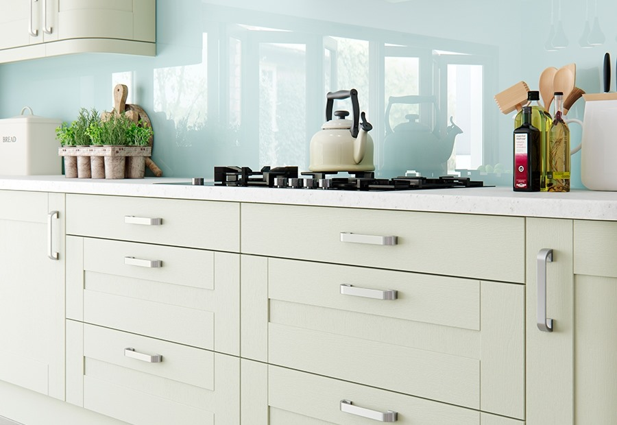 Windsor Shaker Mussel Kitchen