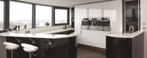 Acrylic kitchens