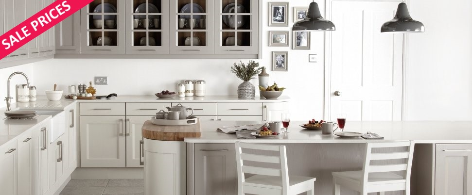 Buy your kitchen online and save �000s