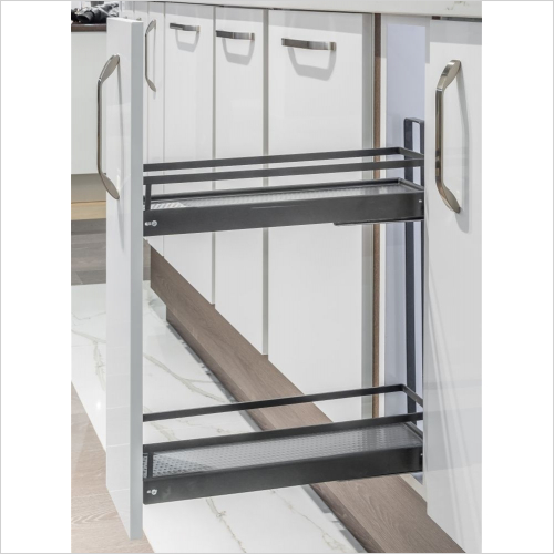 Kessebohmer - Style Base Unit Pull-Out, 150mm Wide