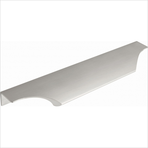 PWS - Trim Handle, Teardrop, Scalloped, 50mm