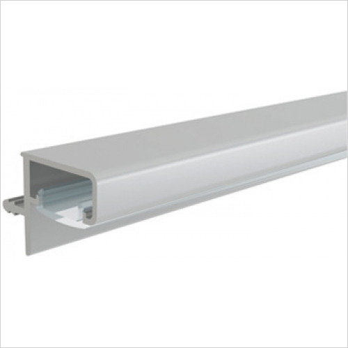 Units Online - Gola System A Horizontal Profile With LED Slot Alu