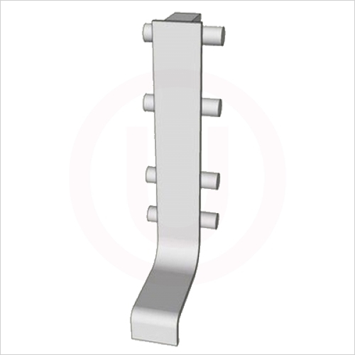 Units Online - Mid Joint Section For Aluminium Top Profile