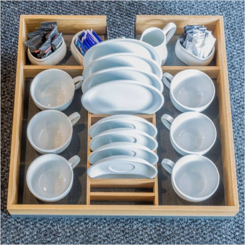 Kessebohmer - Tray Set 4 For Use With Convoy Premio