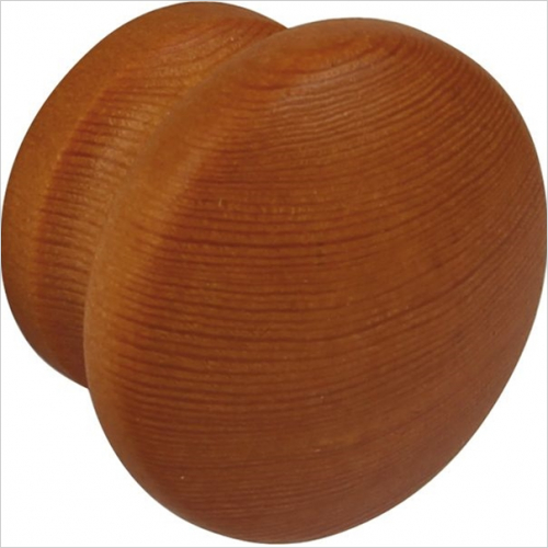 Units Online - Knob, Stained & Lacquered