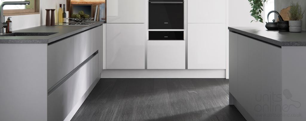 Hameldown gloss kitchens from Multiwood