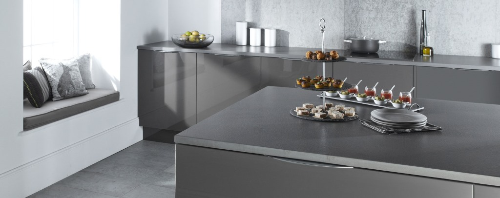 Otto Gloss kitchen