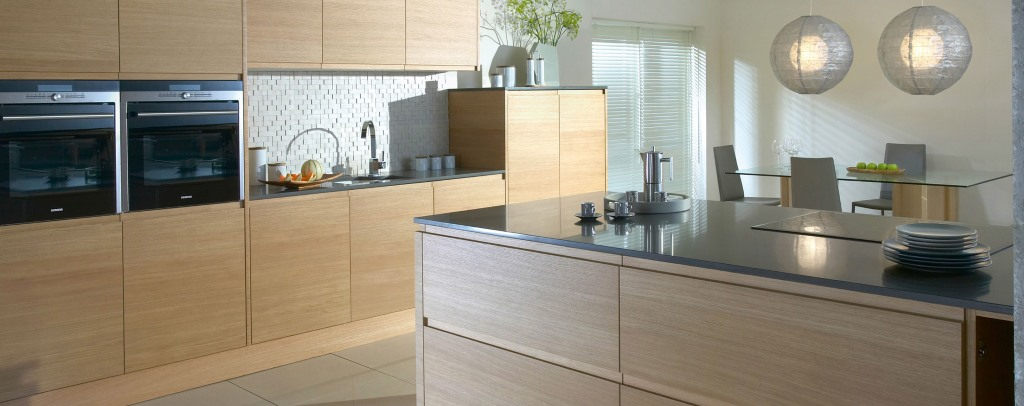Malmo Natural Oak kitchen
