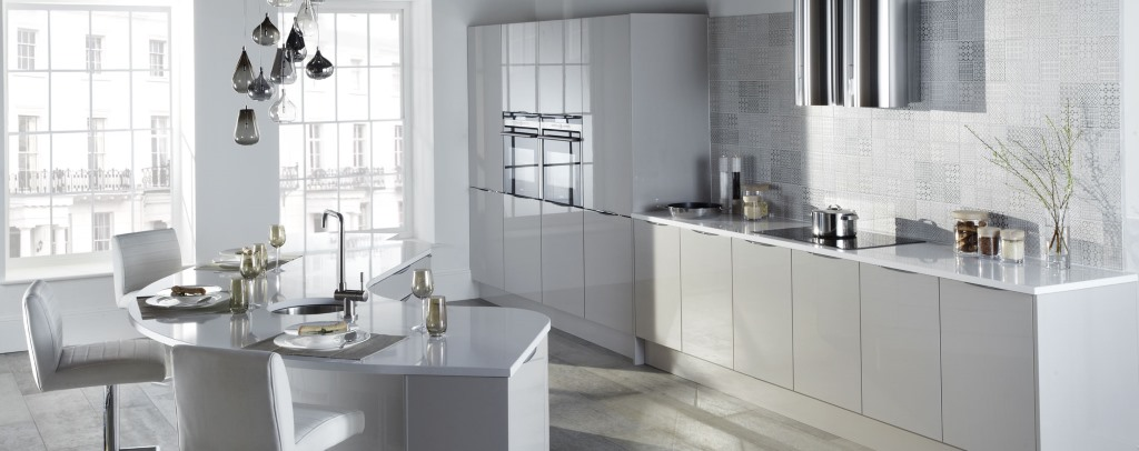 Otto modern kitchen from Burbidge
