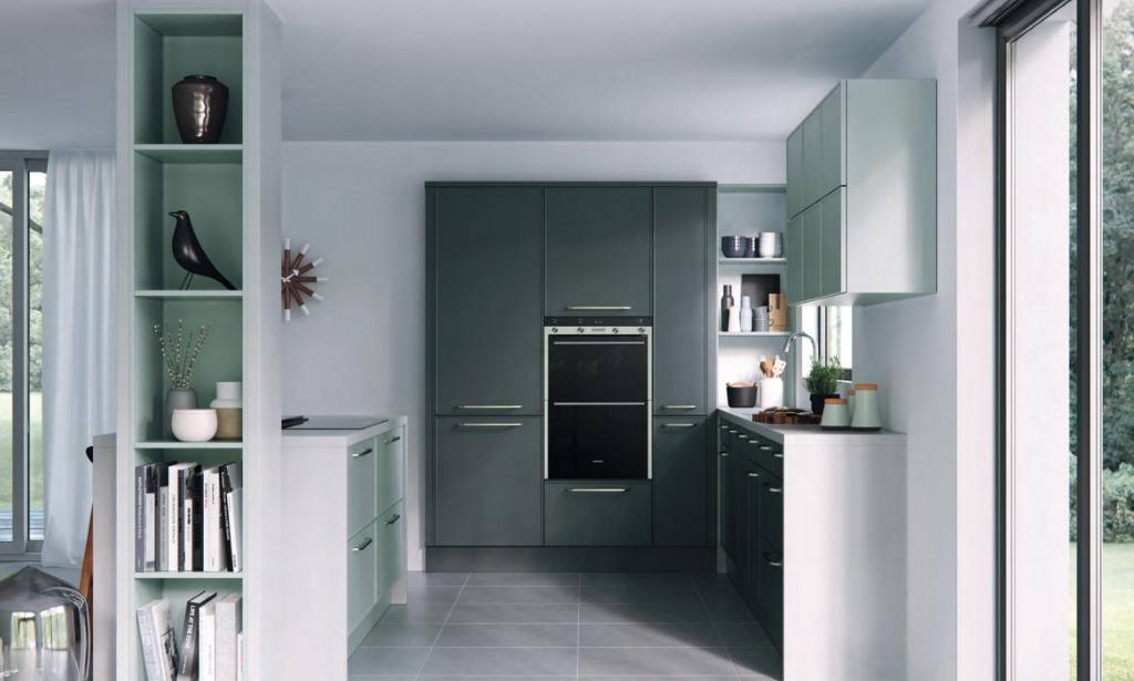 Torberry modern kitchen from Multiwood
