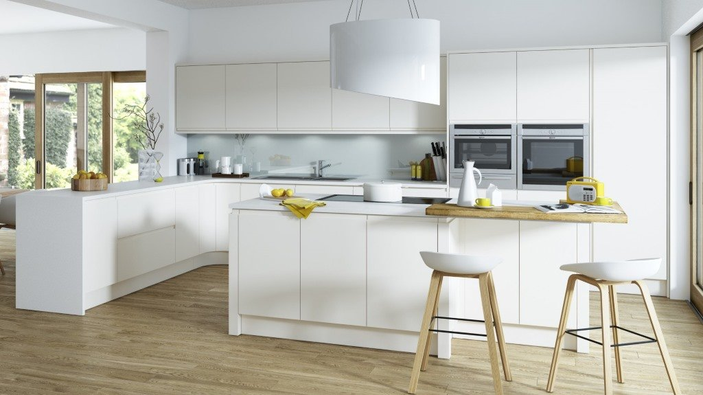 Aconbury painted kitchens from Multiwood