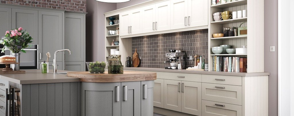 Superbe Shaker Painted Kitchens