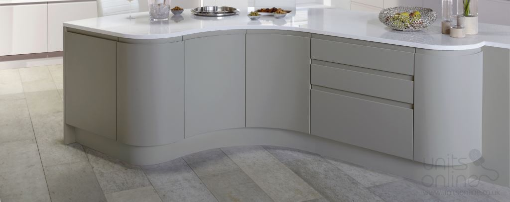 Malmo painted kitchens from Burbidge