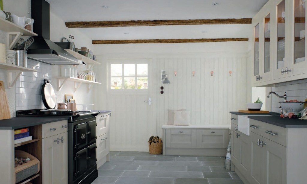 Classic painted kitchens from Multiwood
