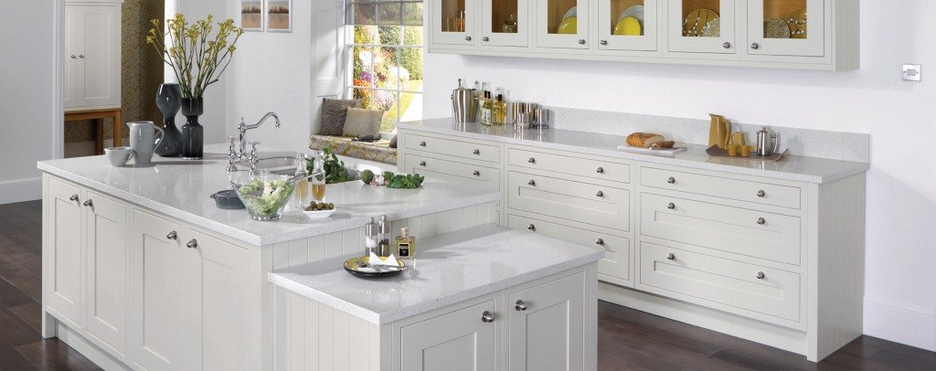 Petworth painted inframe kitchens from Burbidge