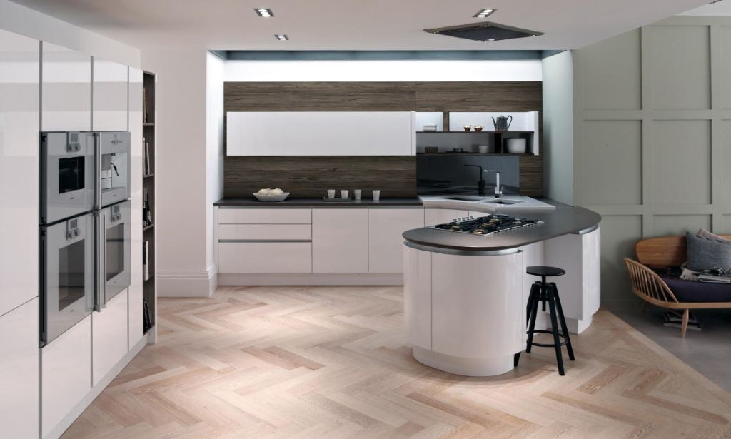 Tomba painted kitchens from Second Nature