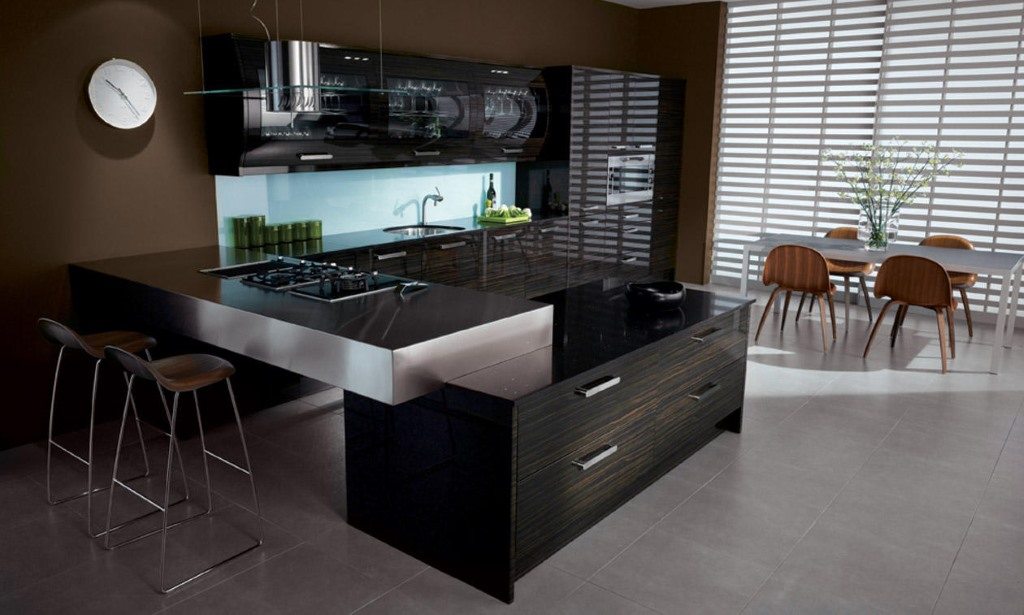 Avant Gloss kitchen