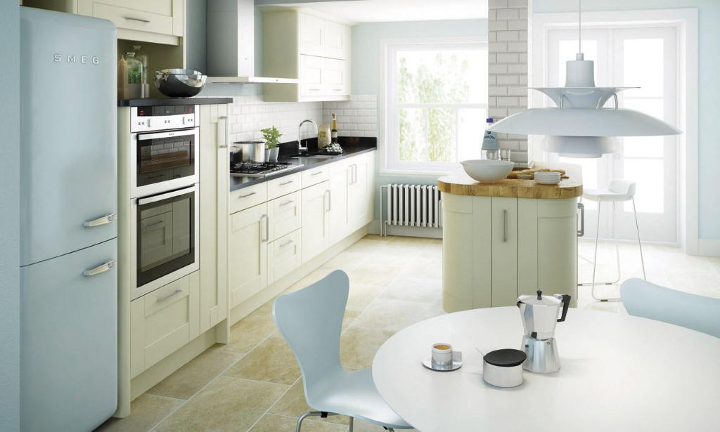 Avilon shaker kitchen