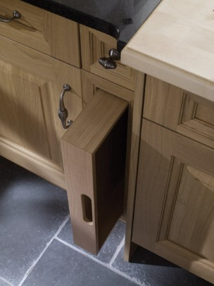 Cornell Oak Shaker Kitchen