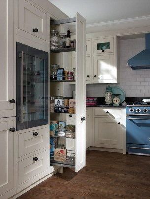 Milbourne painted inframe kitchen