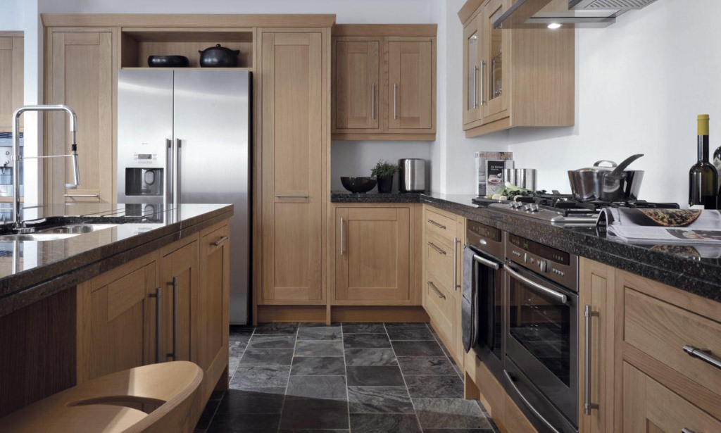 Milton inframe kitchen