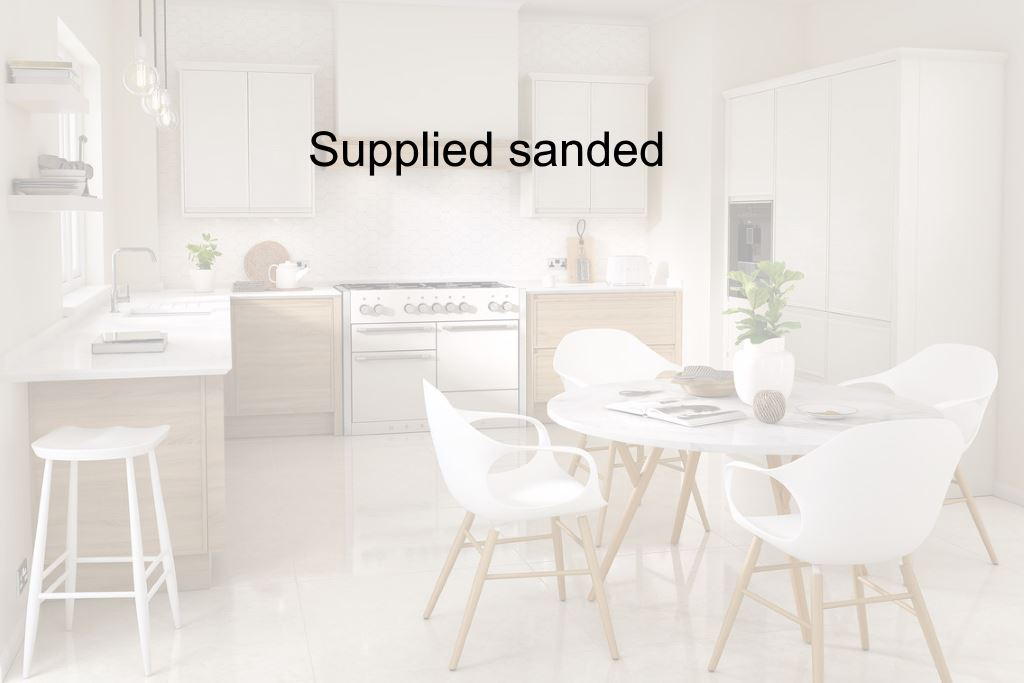 Lichfield Sanded Second Nature kitchen