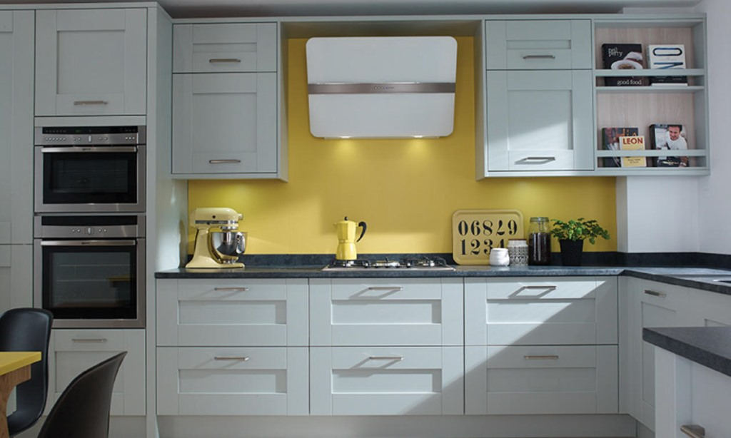 Milbourne Partridge Grey Shaker Kitchen