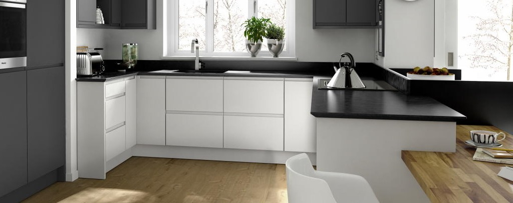 Remo porcelain gloss kitchen