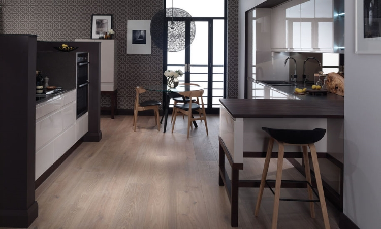 Second Nature kitchens - Remo cashmere