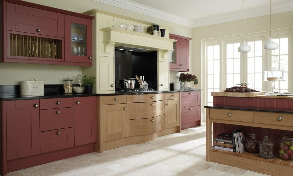 Broadoak Shaker Kitchens From Second Nature