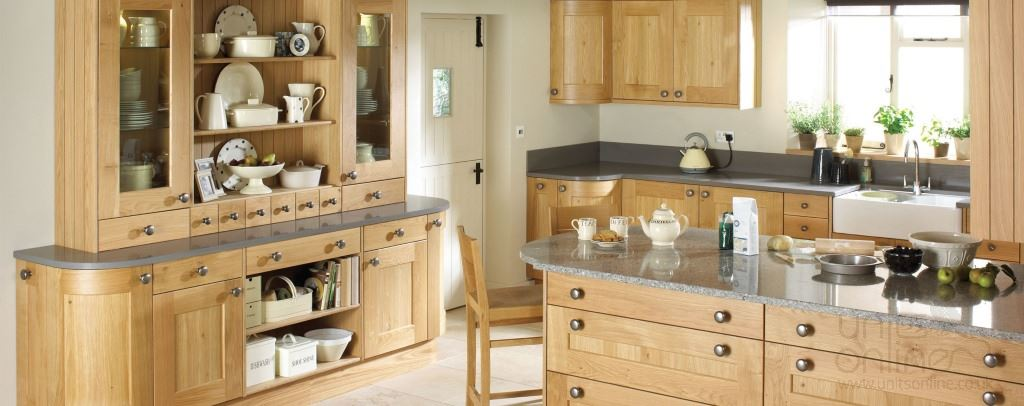 Erin shaker kitchens from Burbidge