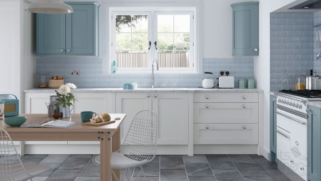 Farringdon shaker kitchens from Multiwood