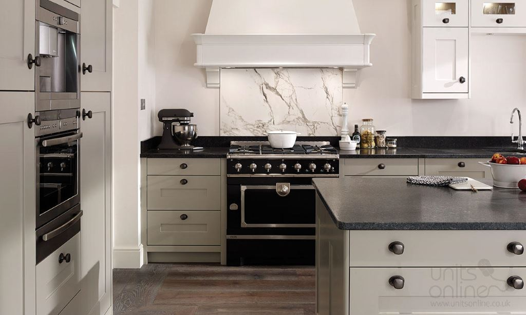 Fitzroy kitchens from Second Nature