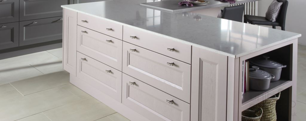 Gresham shaker kitchens from Burbidge