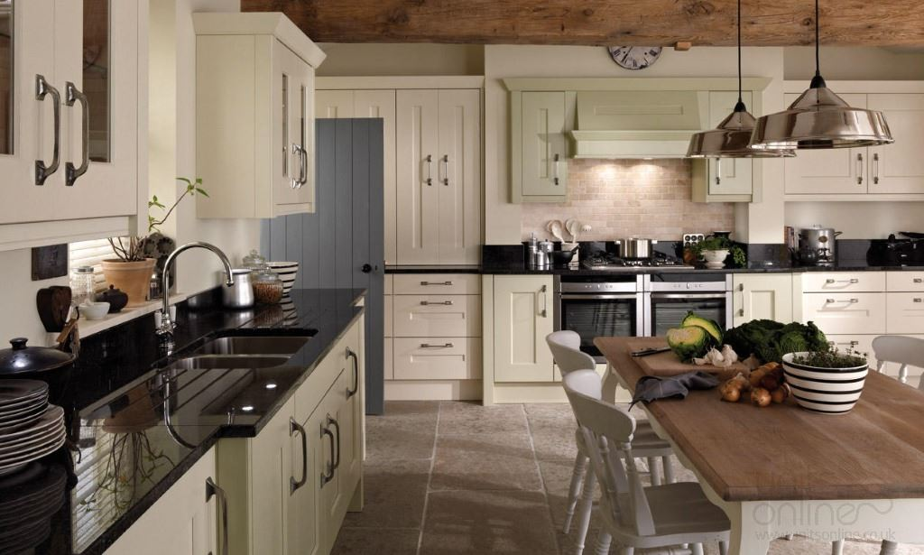 Langham kitchens from Second Nature