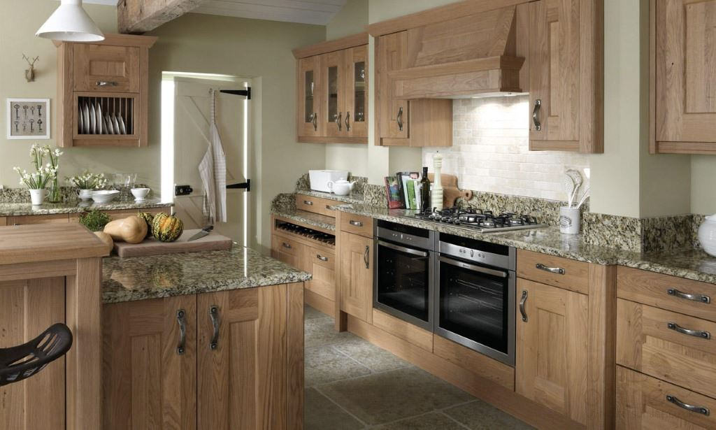 Lyndon kitchens from Second Nature